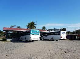 Six Flags Shuttle Bus Travel Betweet Puerto Viejo And Bocas Del Toro Panama