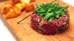 tartare cuisine steak tartare recipe alex