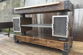 Wine Bar Table Rustic Industrial Wine Bar Buffet Table The Industrial Farmhouse