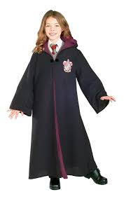 Hermione Granger In The 1st Movoe Amazon Com Deluxe Child U0027s Harry Potter Robe With Gryffindor
