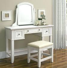 Vanity Table And Bench Set Makeup Vanity Table Without Mirror U2013 Damienlovegrove Com