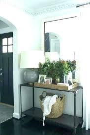 small foyer table ls entry hall ideas decor overcurfew com