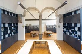 Den Architecture by The Old Library Bk Architecten Stephanie Gieles