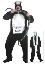 Wilfred Costume Honey Badger Costume Funny Animal Costume Idea