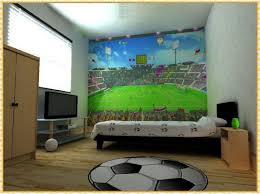 best soccer wall decals ideas decorate a room for child