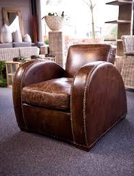 One Seater Sofa by Authentieke Lederen Zetel Eenzit Kwalitatief Leder Single Seat