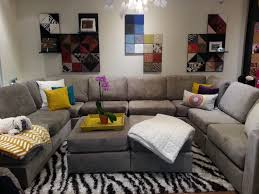 furniture luxury u shaped sectional sofa for living room