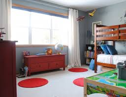 Wooden Bunk Bed Designs by Bedroom Boys Bedroom Design With Brown Wooden Bunk Bed And White