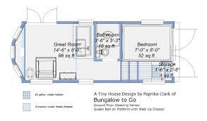 interesting free tiny house plans trailer contemporary best idea