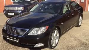lexus sedan 2007 2007 07 lexus ls 460 se l 4 6 v8 4dr auto sorry now sold youtube