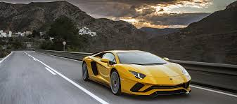 lamborghini aventador on the road lamborghini s v 12 aventador s is on the road montage magazine