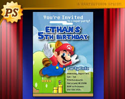 13 best nintendo party printables by partystudio images on