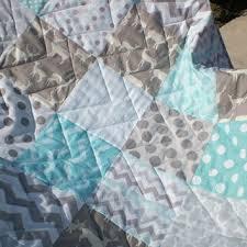 Baby Boy Chevron Crib Bedding Best Baby Boy Crib Bedding Products On Wanelo