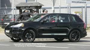 Porsche Cayenne Facelift - spy photos more porsche cayenne facelift