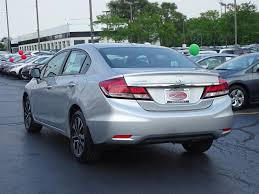 Used Honda Civic For Sale Mcgrath Honda Of St Charles