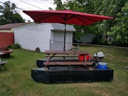 floating picnic table for sale pontoon boat picnic table