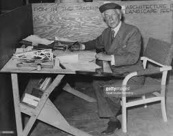 frank lloyd wright designs model city pictures getty images