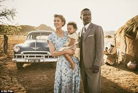 Interracial Vacation Sex Stories - the true story of middle class londoner and lawyer from botswana