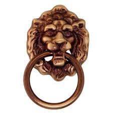 antique lion ring holder images Ring pulls jpg