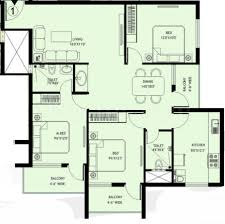 1300 sq ft apartment floor plan vl builders vl adidhan poorvi floor plan vl adidhan poorvi