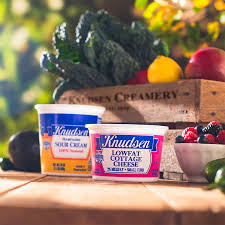 Cottage Cheese Singles by Knudsen Home