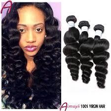 how to crochet black women hair 100 human hair brazilian loose curl virgin hair 3 bundles 7a unprocessed virgin