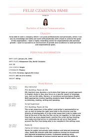 Instructor Resume Samples Esl Instructor Resume Samples Visualcv Resume Samples Database
