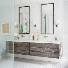 Distressed Wood Bathroom Vanity Distressed Bathroom Vanity Weathered Wood Vanity Distressed Wood