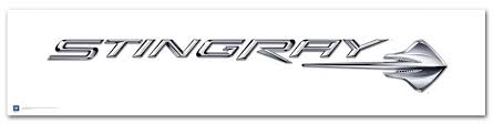 2014 corvette stingray emblem corvette emblem font corvetteforum chevrolet corvette forum