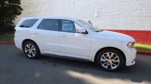 Dodge Durango Rt 2015 - 2014 dodge durango r t bright white ec405787 seattle