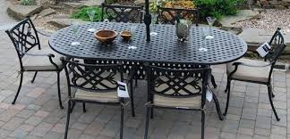Iron Patio Table Set Wrought Iron Patio Dining Set Ezpass Club
