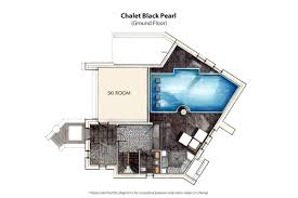 chalet black pearl luxury retreats