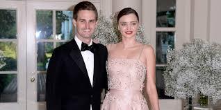 wedding dress miranda kerr miranda kerr and evan spiegel are getting married immediately