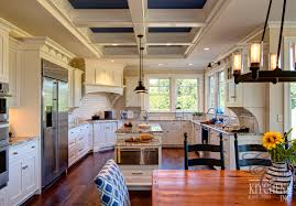 colonial house style beach house style kitchen colonial craft kitchens inc custom