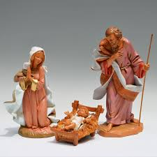 Home Interior Masterpiece Figurines Fontanini Masterpiece Collection Holy Family 12