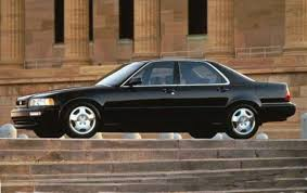 old lexus sedan 1995 acura legend information and photos zombiedrive