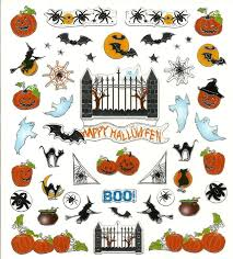 halloween stickers u2013 festival collections