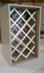 how to make a wine rack in a kitchen cabinet monsterlune beautiful built in wine rack kitchen cabinets