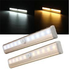 Motion Sensor Closet Light 5w 6v Motion Sensor Closet Led Strip Light Aaa Battery Powered