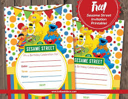 24 sesame street party images sesame streets