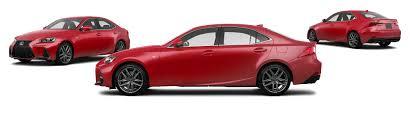 lexus is 200t red interior 2017 lexus is 200t 4dr sedan research groovecar