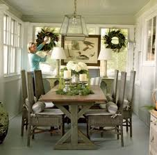 Dining Room Decorating Ideas Rustic Dining Room Decorating Ideas Large And Beautiful Photos