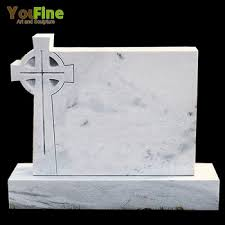 tombstone for sale white granite cross shaped tombstone for sale buy white granite
