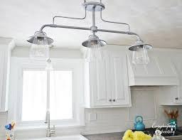 Vintage Kitchen Lighting Ideas - kitchen extraordinary rejuvenation lighting vintage industrial