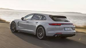 porsche family car porsche panamera sport turismo review 542bhp estate driven top gear
