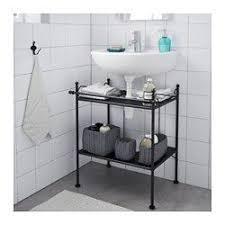 Under Bathroom Sink Storage by Best 20 Sink Shelf Ideas On Pinterest Over The Kitchen Sink