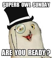 Superb Owl Meme - superb owl sunday justpost virtually entertaining