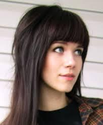 best 25 fine hair bangs ideas on pinterest brunette bangs