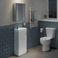Led Bathroom Mirror Montana Designer Led Bathroom Cabinet Benevola