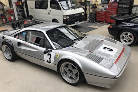 rally ferrari racecarsdirect com ferrari 328 gtb race car